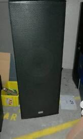 Two studiospares 2215b auditorium speakers 248440 speakers
