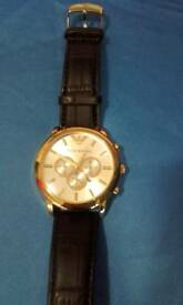 Brand new men's Armani empario watch