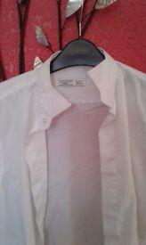 Boys wedding shirts(various sizes)