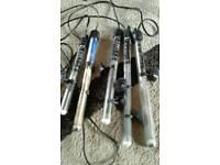 Fish tank heaters