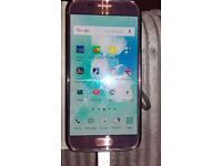 Samsung galaxy s7 in pink gold 32gb