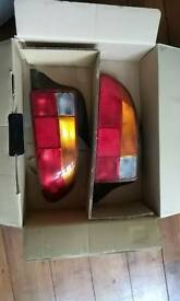 BMW Z3 rear lights