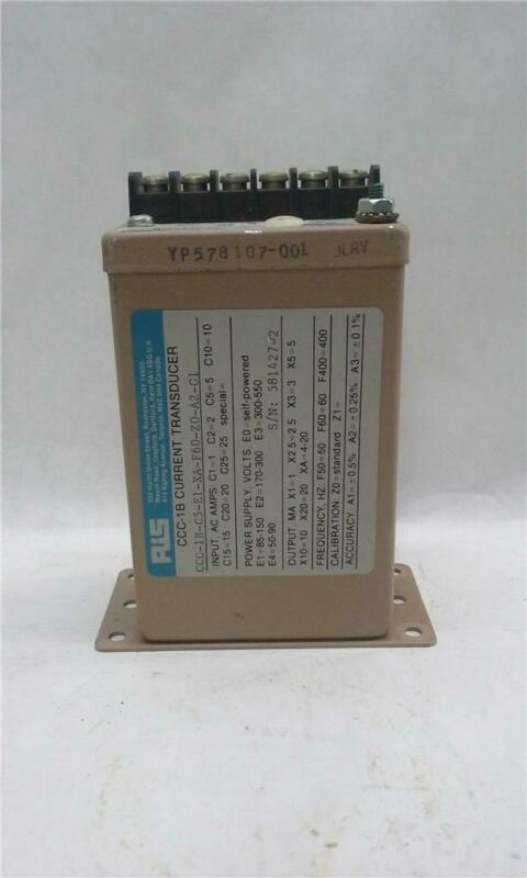 LOT2 RIS PCE-20-P1-E0-C5-XA-F60-W0-Z0-A2-G0,RIS PCE-20 WATT TRANSDUCER rochester