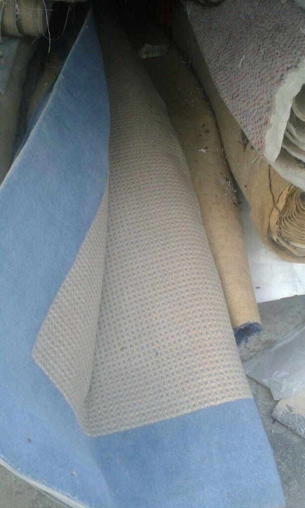 Large Used Rug