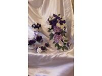 Wedding Flowers artificial realistic..