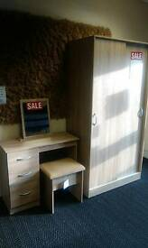 Avon slider robe & dresser set now £499 ex display