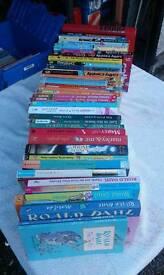 Books mixed lot