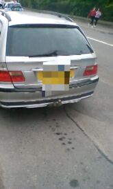 Bmw for sale or swap for van
