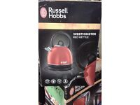 "BRAND NEW !!! Electric KETTLE "" Russell Hobbs "" 1.7L WESTMINSTER"