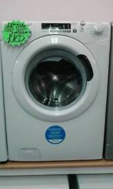 CANDY WHITE 8KG LOAD 1400 SPIN TOUCH BUTTON WASHING MACHINE