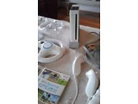 Wii fit console