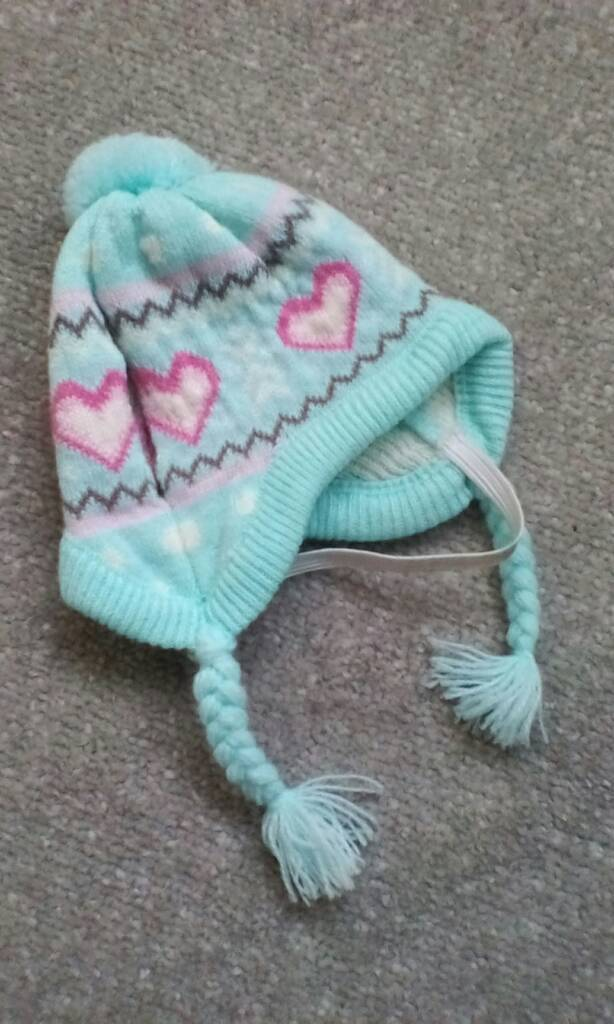 Dogs winter hat...sold..