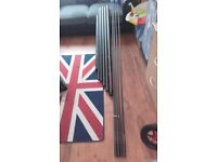 MAP TKS 101 2G 13.0m Pole Package (used)
