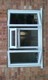 Double glazed window 180cm x 110cm