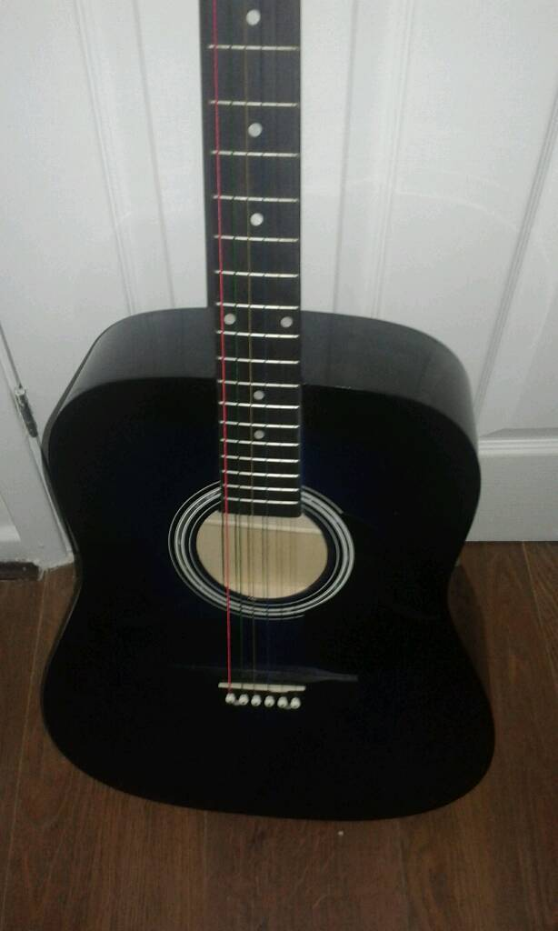 Martin Smith Acoustic Guitar In Middlesbrough North Yorkshire
