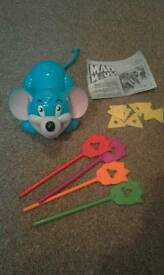 MAD MOUSE GAME.