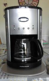 Morphy Richards Cafe Mattino Coffee Maker
