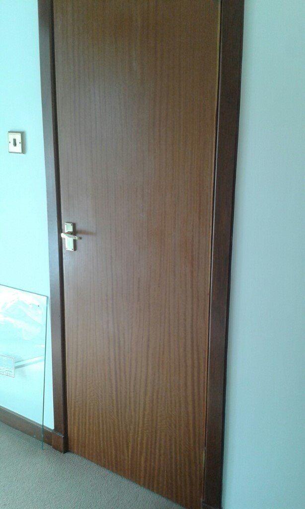 7 x Veneer Flush Panel Interior Doors | in Inverness ...