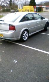 Vauxhall Vectra sri