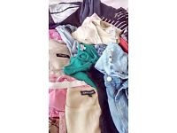Car boot ladies clothes good condition