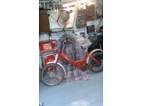 puch maxi moped shed find