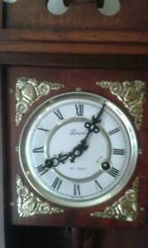 Ornate Lincoln 35 day wind uo clock