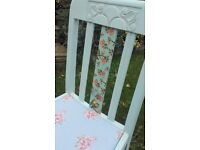 3 duck egg dining chairs £25 each