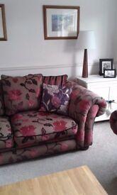 2 3 seater sofas good condition
