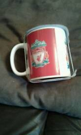 NEW large Liverpool mug