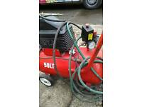 Compressor 50 lt hp 2.0 tnt air for sale