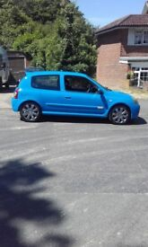 Clio 182 cup 2 owners from new