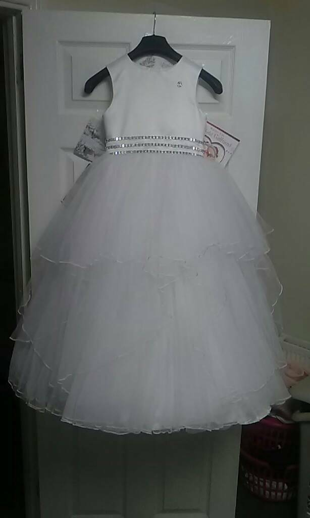 Communion dress from brides world. | in Everton, Merseyside | Gumtree