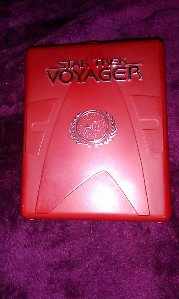Star Trek Voyager DVDs Boxset