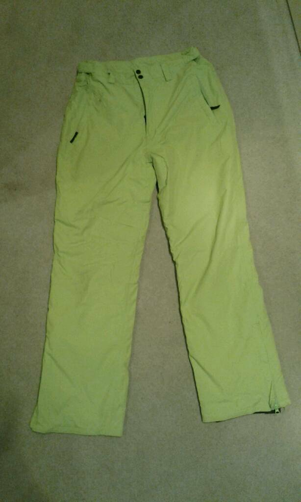 Men's ski trousers size M - used