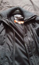 Super dry jacket size medium