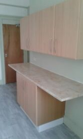 One Bedroom Self Contained Unfurnished Flat In Devonshire Rd L8