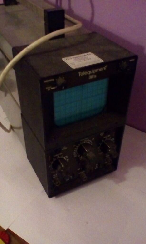 Oscillascope