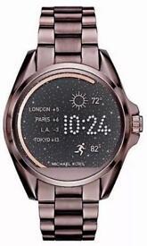 Michael Kors Smart Watch Brand New Sealed!!