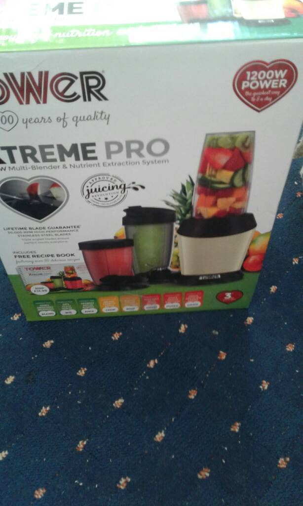 Multi blenderin Oxford Road, ManchesterGumtree - New never been used