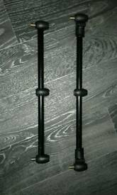 Buzz bar 3 rod adjustable