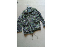 Men's Combat Camo Camouflage Gear - Jacket, Trousers, Hats and Shoes