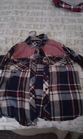 Size 10 ladies shirt