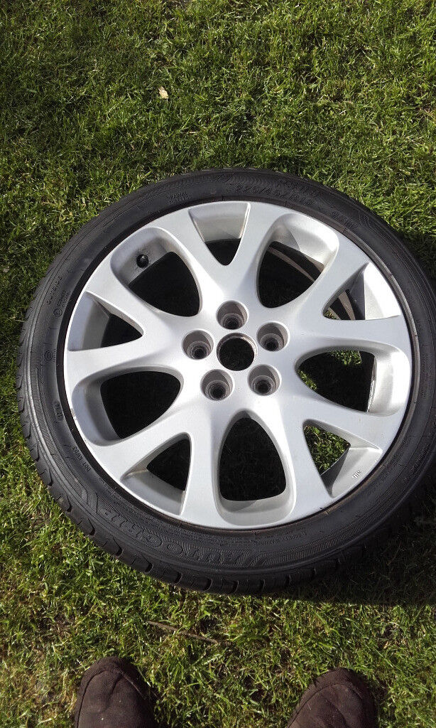 Captivating Mazda 6 Sport Spare Wheel And Tyre Size 18inch Tyre Size 225 45zr18