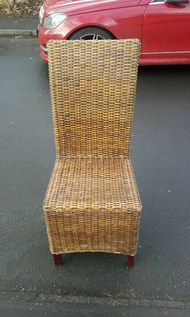 Rattan Garden Chairs From Next