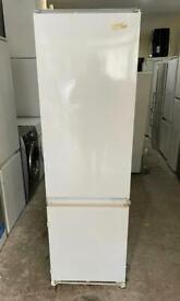 Hotpoint Integrated Fridge Freezer (Fully Working & 3 Month Warranty)