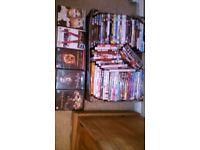 72 dvds job lot