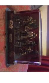 Star Wars deluxe figure sets