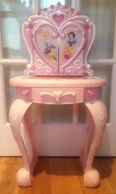 Disney Princess Child's Vanity Table