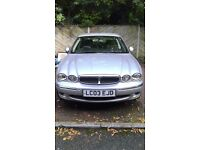 JAGUAR X-TYPE spares or repair, no MOT 17 inch alloy wheels, very good Very cheap Must Go TODAY