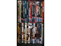 200+ dvd & boxset bundle with dvd stand